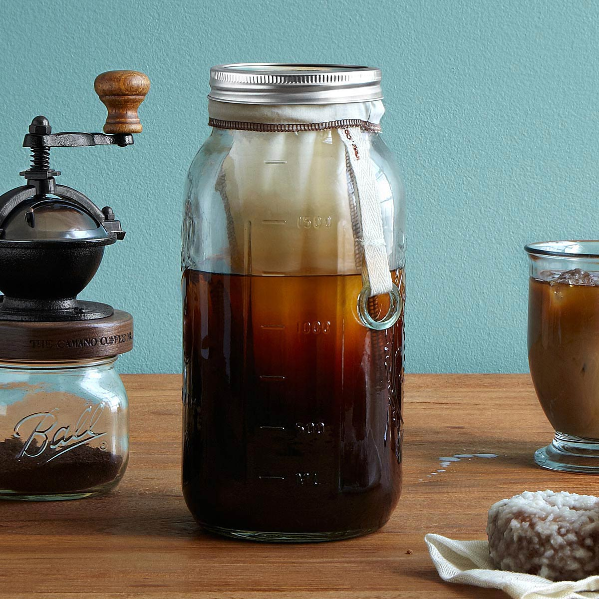 Cold brew cafe froid